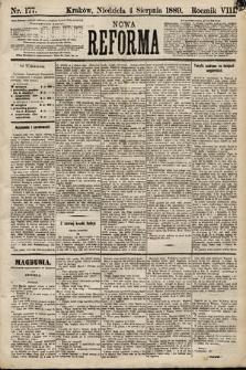 Nowa Reforma. 1889, nr177