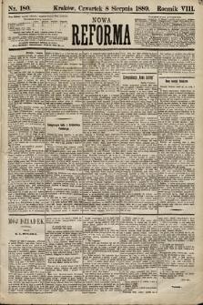 Nowa Reforma. 1889, nr180