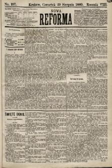Nowa Reforma. 1889, nr197