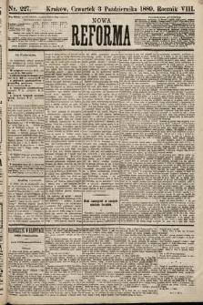 Nowa Reforma. 1889, nr227