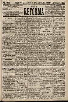 Nowa Reforma. 1889, nr230