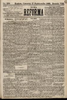 Nowa Reforma. 1889, nr239
