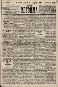 Nowa Reforma. 1889, nr252
