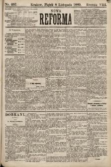 Nowa Reforma. 1889, nr257