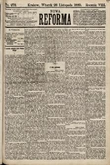 Nowa Reforma. 1889, nr272