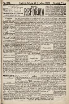 Nowa Reforma. 1889, nr294