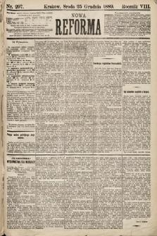 Nowa Reforma. 1889, nr297