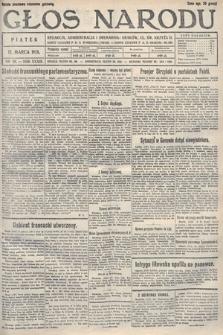 Głos Narodu. 1926, nr58
