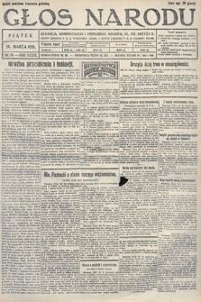 Głos Narodu. 1926, nr70