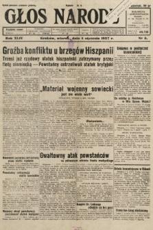 Głos Narodu. 1937, nr5