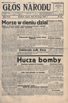 Głos Narodu. 1937, nr51