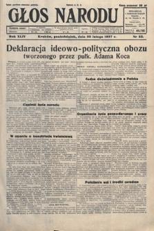 Głos Narodu. 1937, nr53