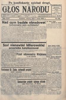 Głos Narodu. 1937, nr119