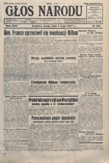 Głos Narodu. 1937, nr122