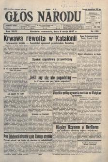 Głos Narodu. 1937, nr123