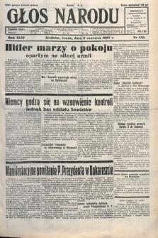 Głos Narodu. 1937, nr156