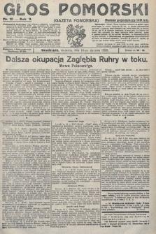 Głos Pomorski. 1923, nr10