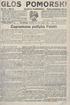 Głos Pomorski. 1923, nr30