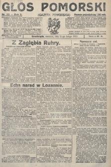 Głos Pomorski. 1923, nr33
