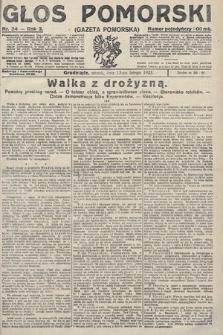 Głos Pomorski. 1923, nr34
