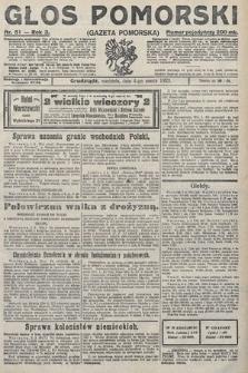 Głos Pomorski. 1923, nr51