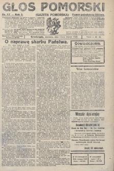 Głos Pomorski. 1923, nr57