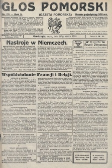 Głos Pomorski. 1923, nr59
