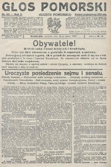 Głos Pomorski. 1923, nr63