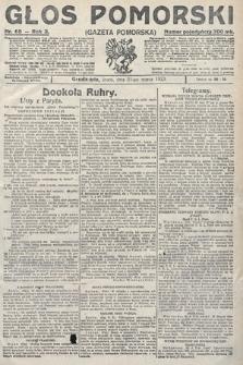 Głos Pomorski. 1923, nr65