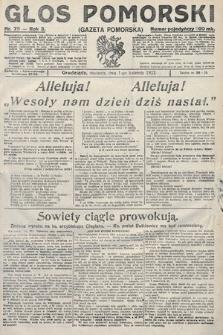 Głos Pomorski. 1923, nr75