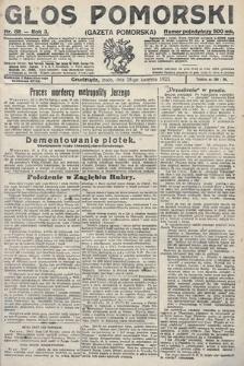 Głos Pomorski. 1923, nr88