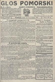 Głos Pomorski. 1923, nr91