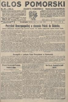 Głos Pomorski. 1923, nr99