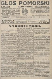 Głos Pomorski. 1923, nr100