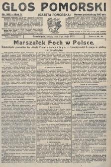 Głos Pomorski. 1923, nr102
