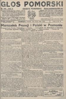 Głos Pomorski. 1923, nr106