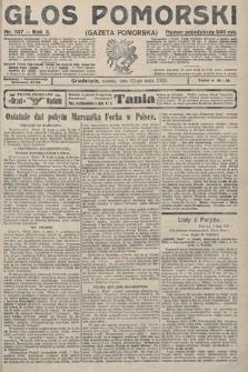 Głos Pomorski. 1923, nr107
