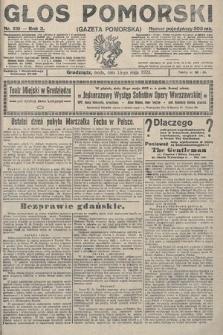 Głos Pomorski. 1923, nr110