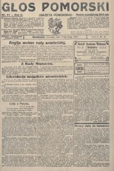 Głos Pomorski. 1923, nr111