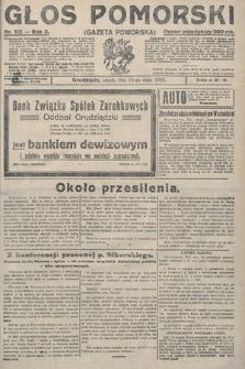 Głos Pomorski. 1923, nr112
