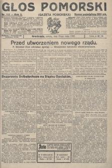Głos Pomorski. 1923, nr113