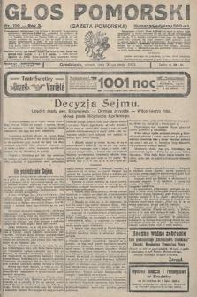 Głos Pomorski. 1923, nr120
