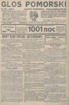 Głos Pomorski. 1923, nr122