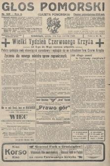 Głos Pomorski. 1923, nr129