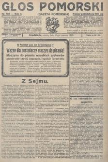 Głos Pomorski. 1923, nr135