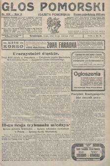 Głos Pomorski. 1923, nr138