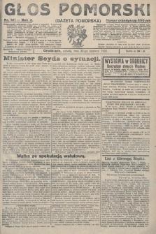 Głos Pomorski. 1923, nr141