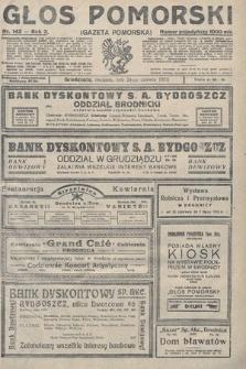 Głos Pomorski. 1923, nr142