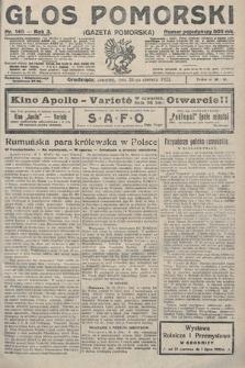 Głos Pomorski. 1923, nr145