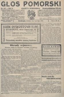 Głos Pomorski. 1923, nr147